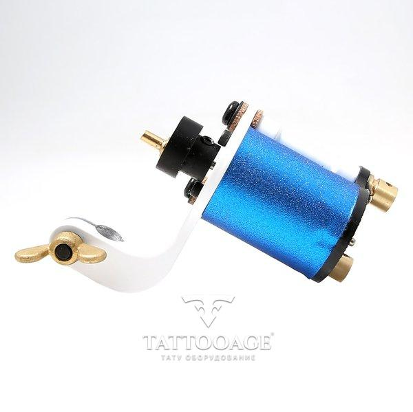 W.T.E. Direct Drive-2 White-Blue